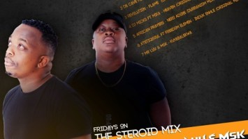 Mr Luu & MSK - Tru FM Steroid Mix Week 2