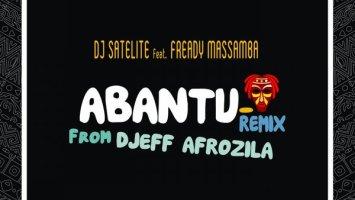 DJ Satelite, Fredy Massamba - Abantu (Djeff Afrozila Instrumental Mix)