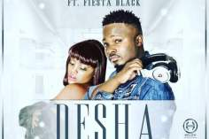 DJ Active - Desha (feat. Fiesta Black) 2017