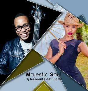 DJ Nascent feat. Lemo - Majestic Soul (Original Mix)