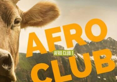 VA - Afro Club 1 EP