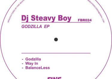 DJ Steavy Boy - Godzilla EP