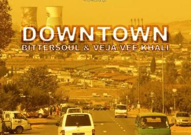 Veja Vee Khali, BitterSoul - Downtown (Original Mix)