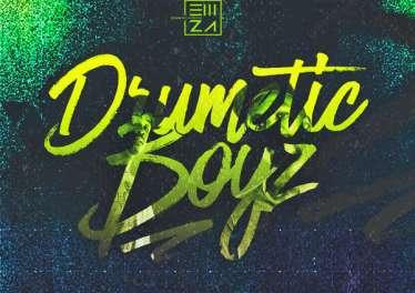 Drumetic Boyz - New Beginnings EP