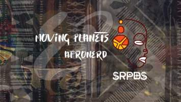 AfroNerd - Moving Planets EP
