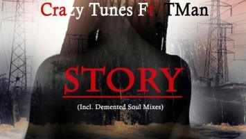 Crazy Tunes feat. TMAN - Story (Demented Soul's Imp5 Afro Mix)