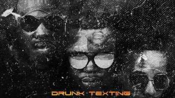 Dbn Nyts feat. Busi N & Mega Drums - Drunk & Texting Me