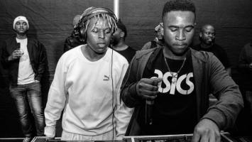Distruction Boyz - Sónar 2018 Gqom Mix