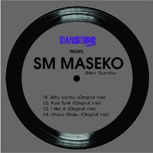 Dj Black Cat feat. SM Maseko - Bhana Rhaku (Original Mix)