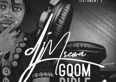 Dj Msewa - Gqom Bible Testament 2 EP