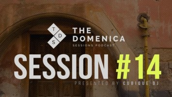Cubique DJ - Domenica Sessions Podcast #14