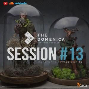 Cubique DJ - Domenica Sessions Podcast #13