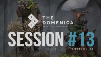 Cubique DJ - Domenica Sessions Podcast #13