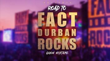 Dj Joejo - Road To Fact Durban Rocks (Gqom Mixtape)