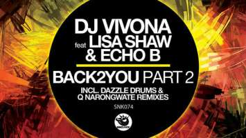 DJ Vivona feat. Lisa Shaw & Echo B - Back2You, Pt.2 (Dazzle Drums Remix)