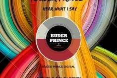 Buder Prince - Hear What I Say (Daniele Baldi Remix)