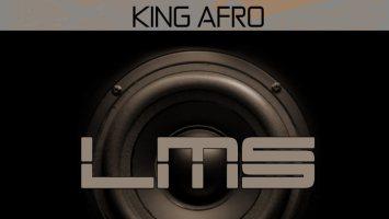 AfroDrum - King Afro (Agenda Mix)