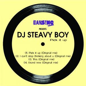 DJ Steavy Boy, DJ Black Cat & Beatrice - I Can't Stop Thinking About U (Original Mix)