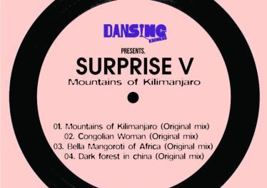 Surprise V - Mountains Of Kilimanjaro EP
