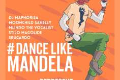 DJ Maphorisa - Dance Like Mandela (feat. Moonchild, Stilo Magolide, Mlindo The Vocalist & DJ Sbucardo)