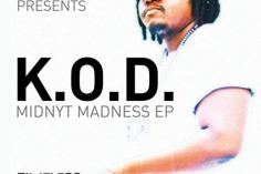 K.O.D - Midnyt Madness EP