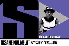 Insane Malwela - Story Teller EP