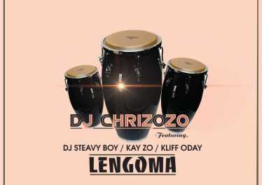 DJ Chrizozo feat. DJ Steavy Boy, Kay Zo & Kliff Oday - Lengoma (Original Mix)