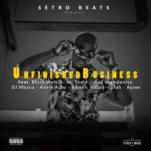 Setro Beats feat. Bizza Wethu & Mr Thela - Baleka (Woza Vox)