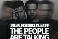 DJ Clock - The People Are Talking (feat. Kimosabe)