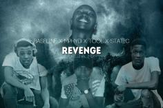 Baseline, Mphyd, Toolz & Static - Revenge. download new gqom music, gqom 2018, fakaza gqom mp3, south african afro house gqom music 2018