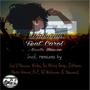 Walkman, Carol - Gentle Breeze (Soul D'Mension Re-work). afro house music, afro deep house, south african soulful house, african house music, soulful house, deep house datafilehost, latest south african house