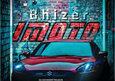 Bhizer - Imoto - mp3 download gqom music, gqom music 2018, new gqom songs, south africa gqom music.