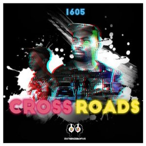 1605 - Crossroads EP, downoaload new deep house music, deep house 2018, deep house sounds, afro deep house, south african deep house music