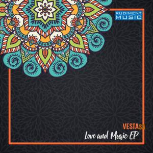 Vesta SA - Ezase Mrara (1491 Mix), Love & Music EP, south african afro house music, afro house 2018, new house music