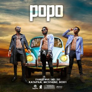 Stainbeat feat. Mpire Mcstainz, Katapila & BOD1 - Popo (Original Mix), african house music, togo music, togo afro house 2018