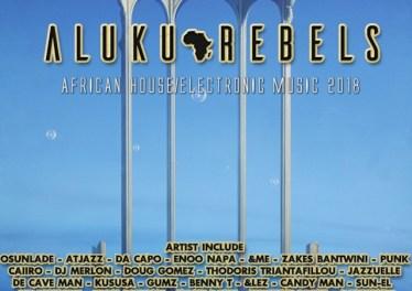 Aluku Rebels - Marduk Dreams Chapter 4 (Afro/Deep/Techno/Soulful House Mix)