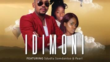 Ed Harris - IDimoni (feat. Sdudla Somdantso & Pearl), new gqom music, gqom 2018, download latest south african gqom songs, sa gqom mp3, fakaza 2018 gqom music