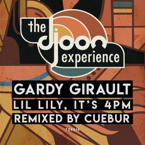 Gardy Girault - Lil Lily, Its 4pm! (Cuebur Remix), latest house music, deep house tracks, house music download, latest sa house music