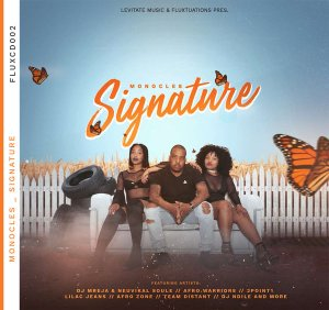 Monocles & DJ Ndile - Black Jaguar - Signature Album, house music download, south african deep house, latest south african house, new house music 2018, afro house music, afro deep house, afro soul house music, best house music, african house music, soulful house download