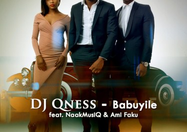 DJ Qness - Babuyile (NaakMusiQ & Ami Faku), south african music, mzansi afro house, afro house 2018 download mp3, new afro house music