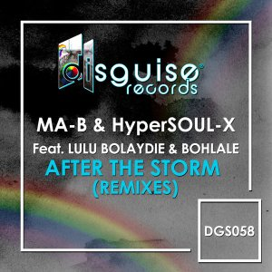 Ma-B & HyperSOUL-X feat. Lulu Bolaydie, Bohlale - After The Storm (Christos Fourkis Afrosoul Mix), afro house 2018, afro soulful house, south african house music download