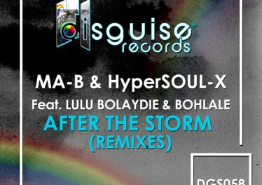 Ma-B & HyperSOUL-X feat. Lulu Bolaydie, Bohlale - After The Storm (Christos Fourkis Afrosoul Mix)