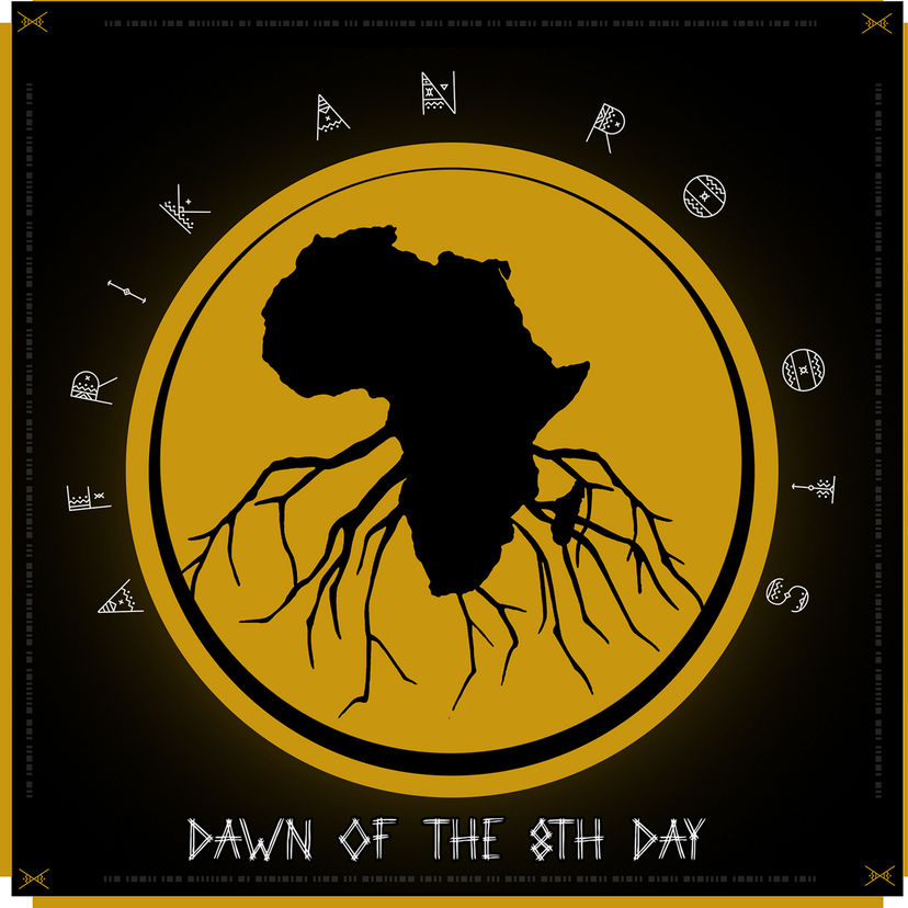 Afrikan Roots - Dawn Of The 8th Day (Album)