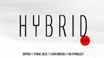 Da Vynalist - Taboo - Stagz Jazz Hybrid EP, mzansi house music downloads, afro tech, south african deep house, latest south african house, afro house 2018 mp3, new local afro house music for download
