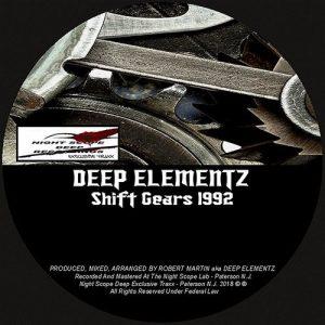 Deep Elementz - Shift Gears 1992 (Original Mix)