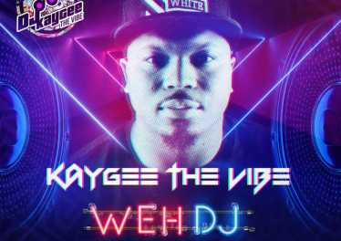 KayGee The Vibe - Weh DJ (feat. Busiswa)
