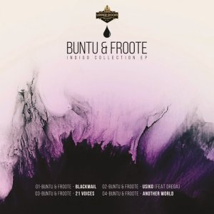 Buntu & Froote - Indigo Collection EP, afro tech house, deep tech, south african tech house, deep house 2018 download