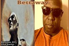 DJ Charles feat. P-Monie - Bettaway (Mysticnature ZA's Afrosoul Mix), afro soulful, soulful house music 2018 download