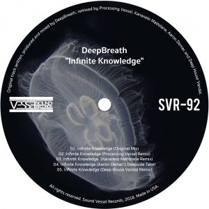 DeepBreath - Infinite Knowledge (Kananelo Matlolane Remix), deep house 2018 download mp3, free deep house music, south african deep house