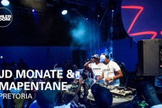 JD Monate & Mapentane | Boiler Room x Ballantine's True Music Pretoria
